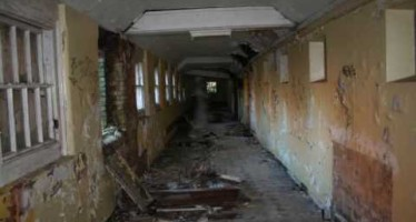 Ghost in hospital asylum with EVP