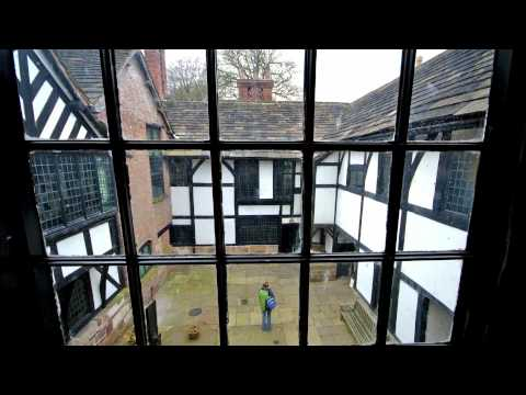 EVP ghost voices at Astley Hall