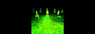 Ghost Box EVP at Haunted Cemetery Graveyard