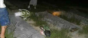 ghost evp and two grave yard pics