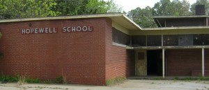 Nevermore – The Long-Gone Haunts of Georgia:  Hopewell Elementary